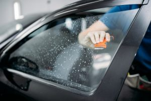 WINDOW TINTING CLEANING TIPS